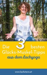 Glücksmuskel-Tipps Cover